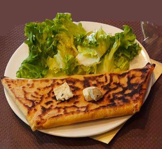 Crêpe fromagère