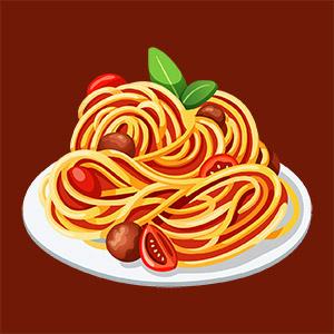Pâtes - Spaghetti bolognaise