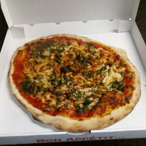 Pizza fruits de mer- Pizzeria Villefranche