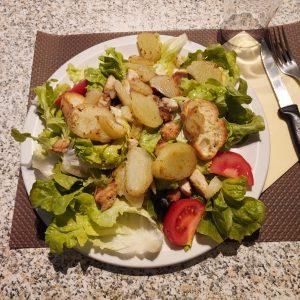 Salade Sablier