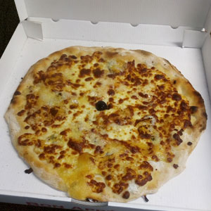 Pizza savoyarde - Pizzeria Villefranche