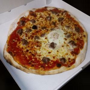 Pizza Bolognaise - Pizzeria Villefranche