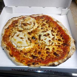 Pizza chevrette - Pizzeria Villefranche